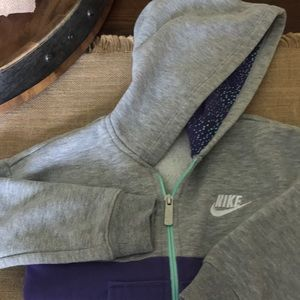 Other - Nike zip up with hood size 4